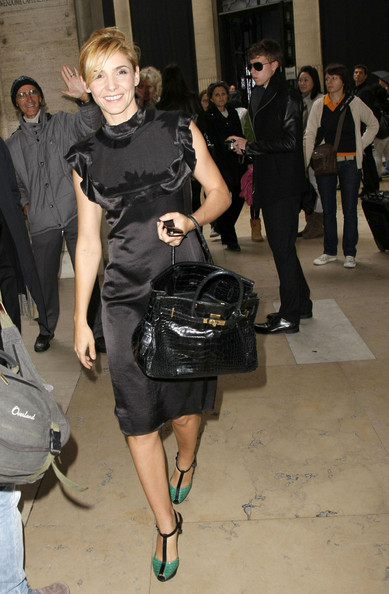Clotilde Courau Handbags