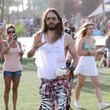 Jared Leto in Zebra Pants and Flannel