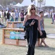 Rachel Hunter at Coachella