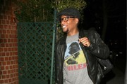 D.L. Hughley Leather Jacket