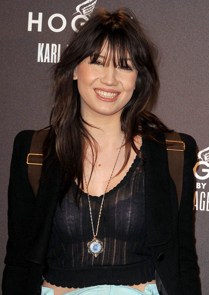 Daisy Lowe Sheer Top []