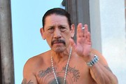 Danny Trejo Bird Tattoo