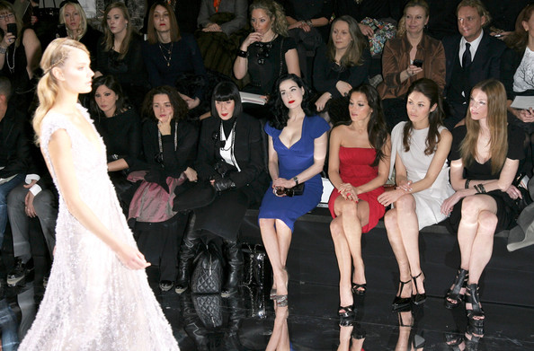 Paris Fashion Week 2010 - Elie Saab Show