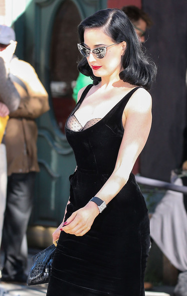 a8ffe01e13f More Pics of Dita Von Teese Corset Dress (7 of 10) - Corset Dress Lookbook  - StyleBistro