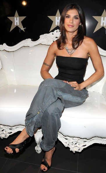 Elisabetta Canalis Long Center Part