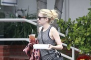 Emma Roberts Cross Body Tote