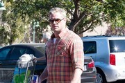 Eric Dane Button Down Shirt