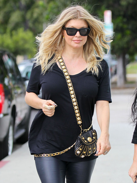Fergie Chain Strap Bag