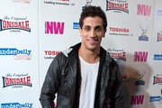 Firass Dirani Leather Jacket