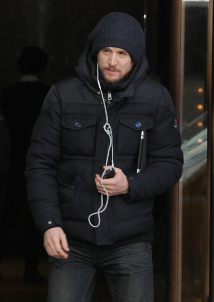 Guillaume Canet Puffa Jacket