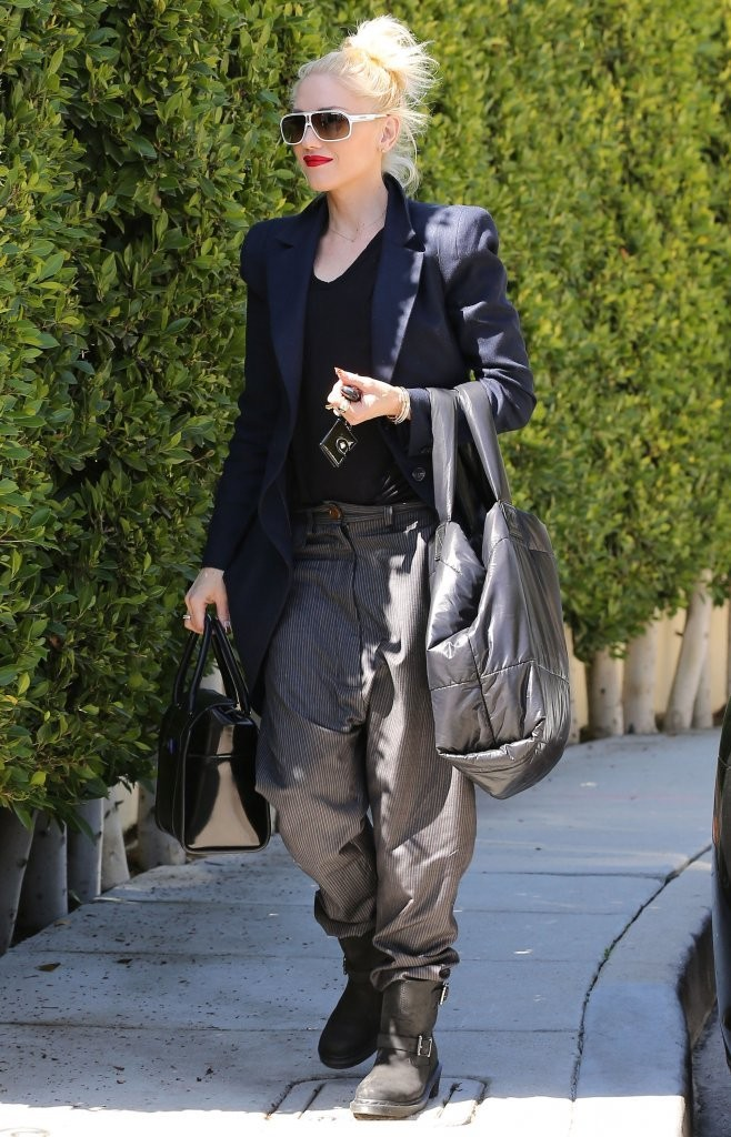 Gwen Stefani Out in LA