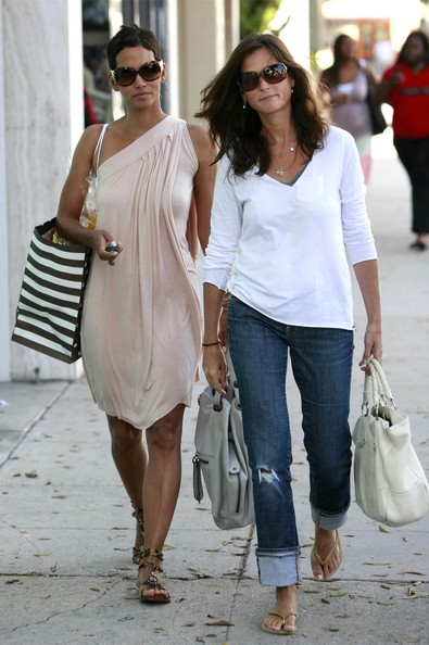 More Pics Of Halle Berry Gladiator Sandals 19 Of 20