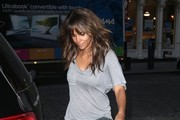 Halle Berry Studded Boots