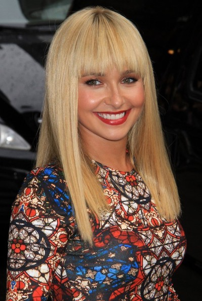Hayden Panettiere Hair