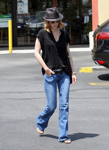 January Jones Loose Blouse []