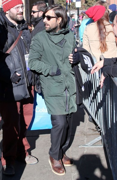 Celebs Enjoy the Sunshine at Sundance