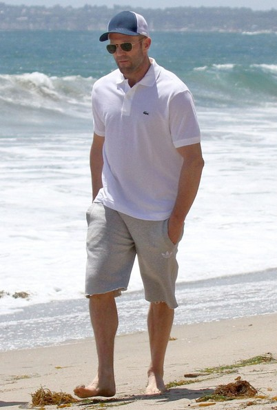 Jason Statham Sports Shorts