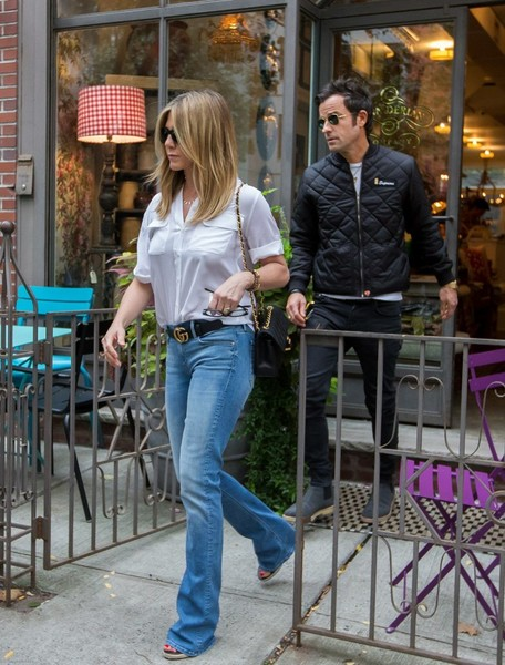 Jennifer Aniston Bootcut Jeans