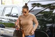 Jennifer Lopez Ripped Jeans