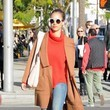 Look of the Day: December 24th, Jessica Alba