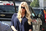 Jessica Simpson Maternity Top