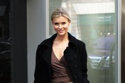 Joanna Krupa Wool Coat