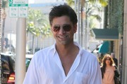 John Stamos Button Down Shirt