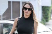 Jordana Brewster Cateye Sunglasses