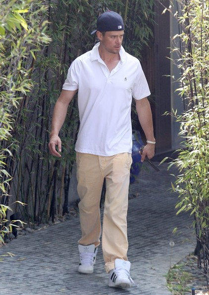Josh Duhamel Clothes