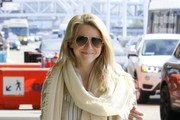 Julianne Hough Aviator Sunglasses
