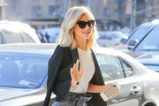 Julianne Hough Cropped Jacket