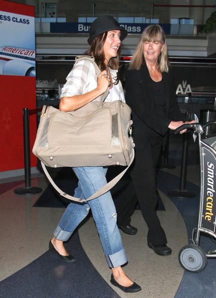 Julie Gonzalo Duffle Bag