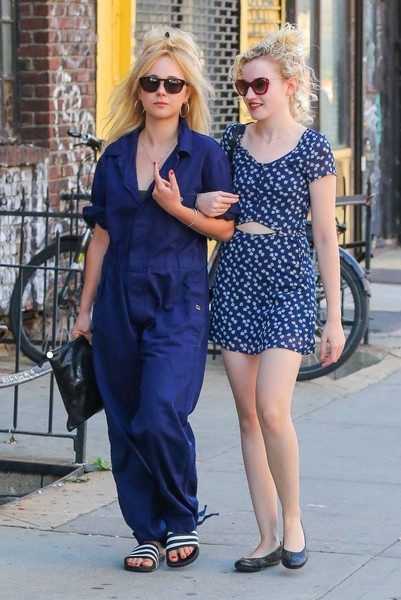 Juno Temple Jumpsuit
