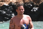 Justin Chambers Animal Tattoo