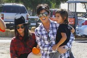 Kourtney Kardashian and Kris Jenner Photo