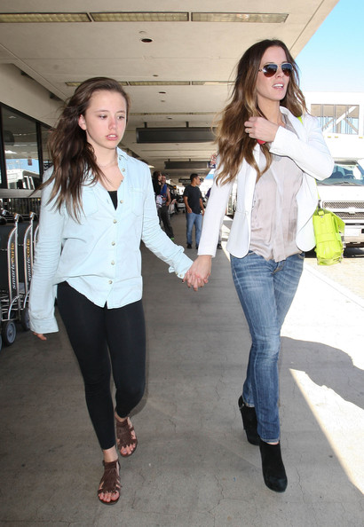 Kate Beckinsale Skinny Jeans