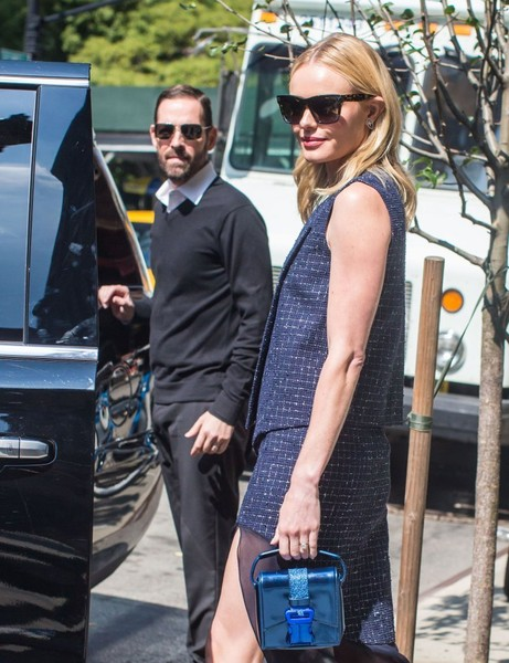 Kate Bosworth Patent Leather Purse