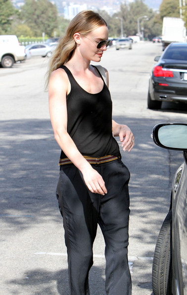 More Pics of Kate Bosworth Tank Top (1 of 22) - Kate Bosworth Lookbook - StyleBistro