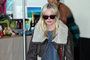 Actress Kate Bosworth spotted out at the London West Hollywood Hotel in West Hollywood, CA.