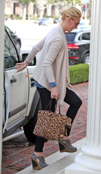 Katherine Heigl Wedges