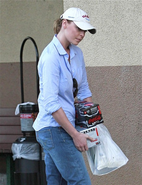 More Pics of Katherine Heigl Slip-Ons (1 of 53) - Katherine Heigl Lookbook - StyleBistro