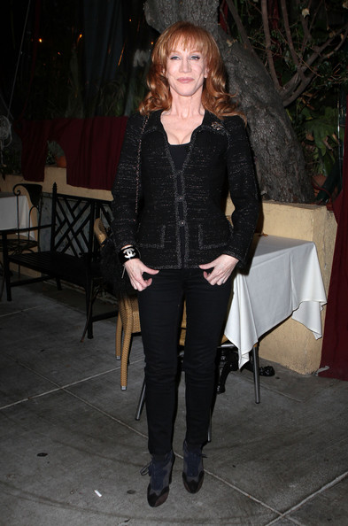More Pics of Kathy Griffin Ankle Boots (1 of 12) - Kathy Griffin Lookbook - StyleBistro