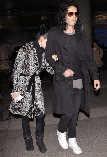 Katy Perry Sheepskin Boots []