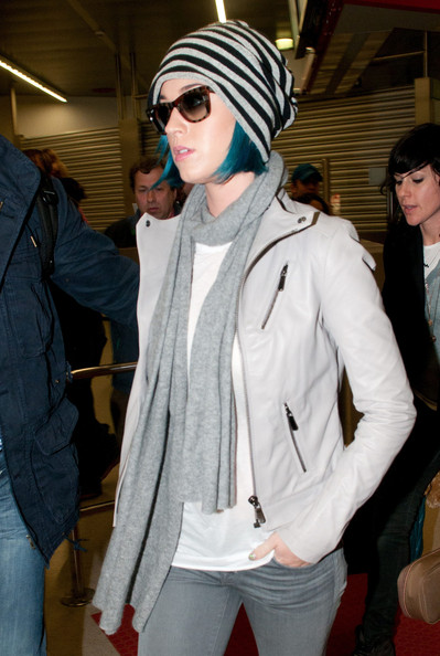Katy Perry Wool Scarf []