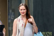 Kaylee Defer Maternity Dress