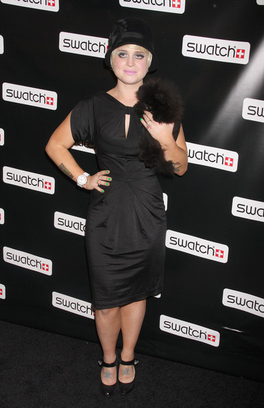 More Pics of Kelly Osbourne Oversized Watch (5 of 7) - Novelty Watches Lookbook - StyleBistro []