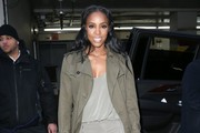 Kelly Rowland Trenchcoat