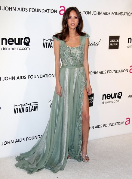 Kelsey Chow Evening Dress