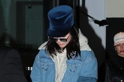 Kendall Jenner Military Cap