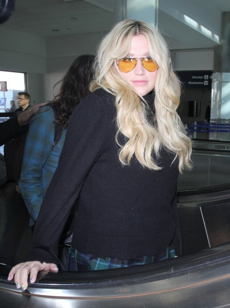 Kesha Aviator Sunglasses